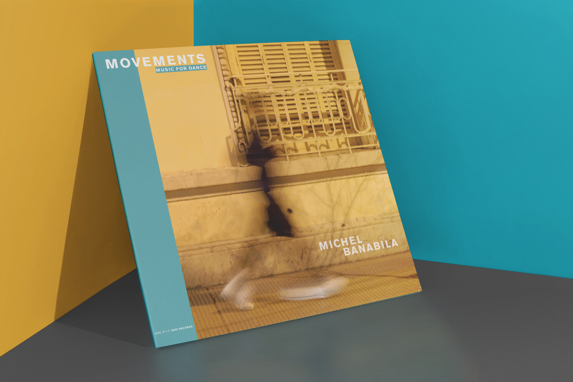 Michel Banabila - Movements, music for dance