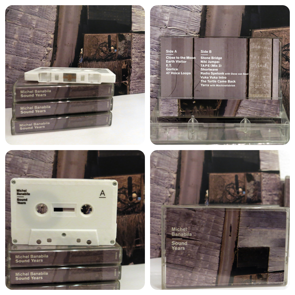 Sound Years limited edition cassette tape C020TR