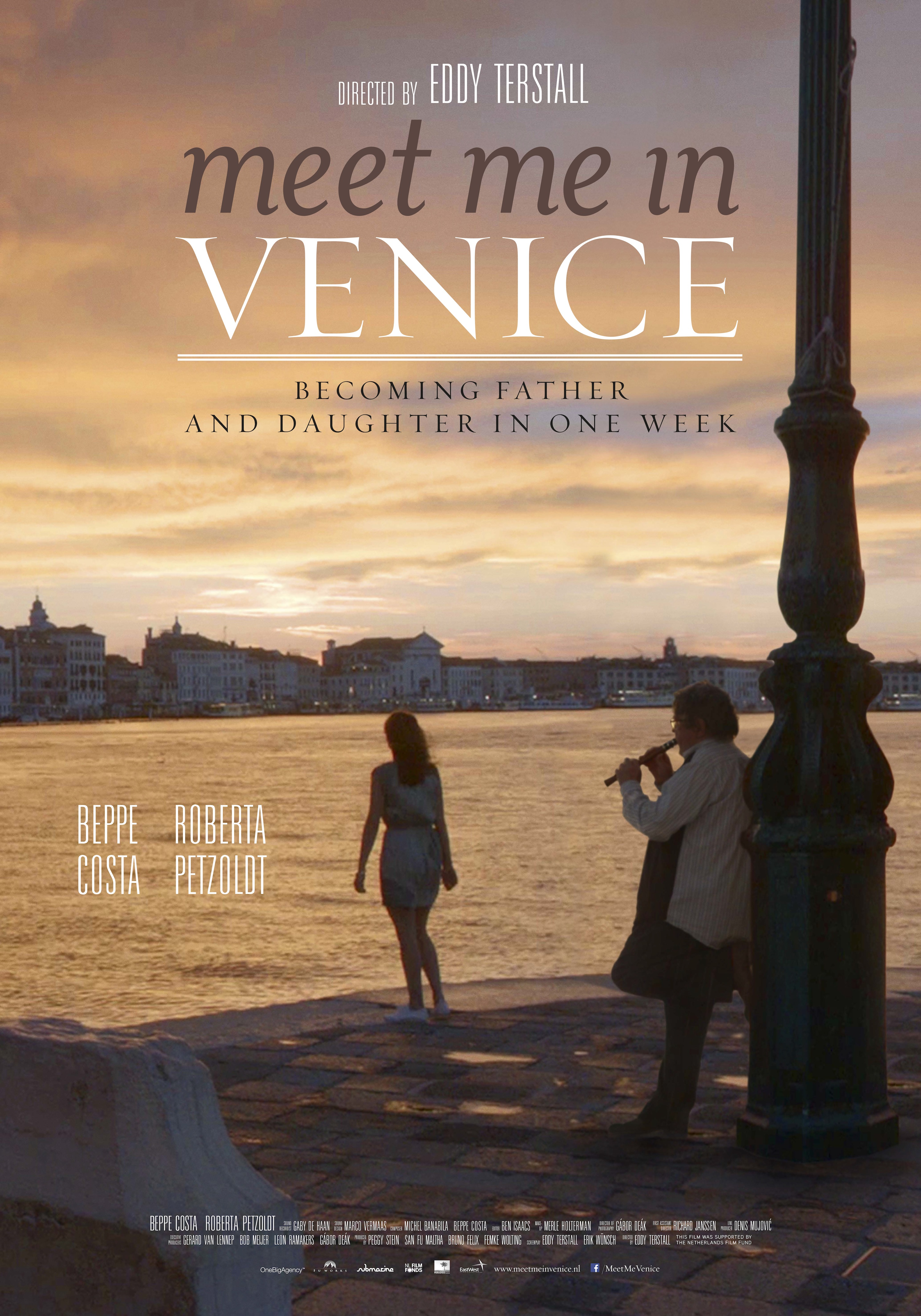 Meet Me In Venice - Beppe Costa & Michel Banabila