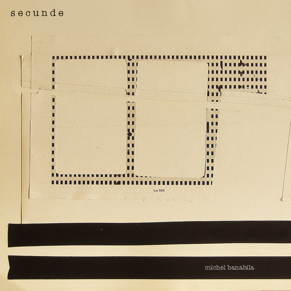 Secunde - Michel Banabila - artwork Harold McNaron